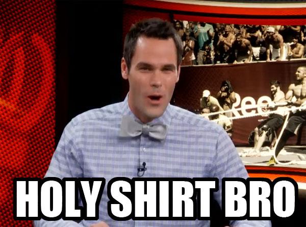 Rory Mckernan Holy Shirt Bro