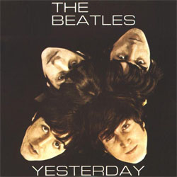 Beatles Yesterday Album