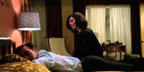 Don Draper Resting