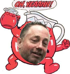 Greg Glassman Drinking Kool Aid