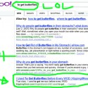 "#4 for ""To Get Butterflies"" On Yahoo"