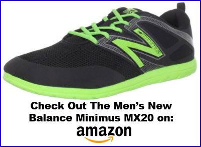 New Balance Minimus MX20 Hero