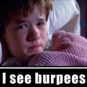 1 Simple Tip To Improve Your Burpees By 111%*