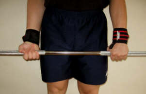 alternate grip deadlift