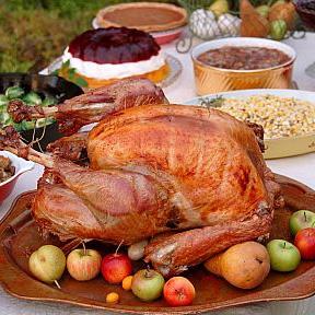Carb Back-Loading Renegade Diet Thanksgiving CrossFit Dinner